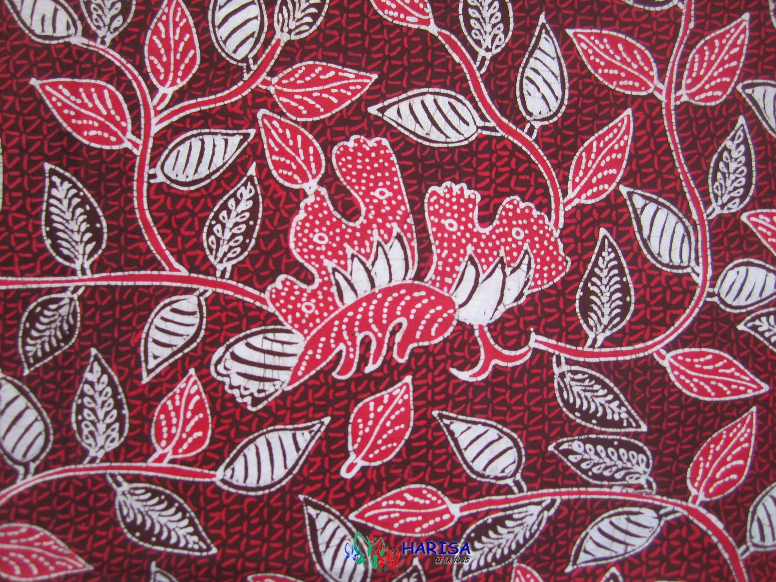 batik pacitan batik tulis khas pacitan tergolong jenis klasik seperti