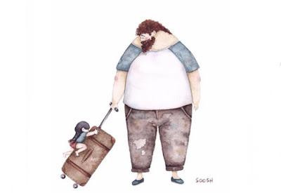 pai e filha passeio na mala-Snezhana-Soosh_Eliseu-Antonio-Gomes_Belverede
