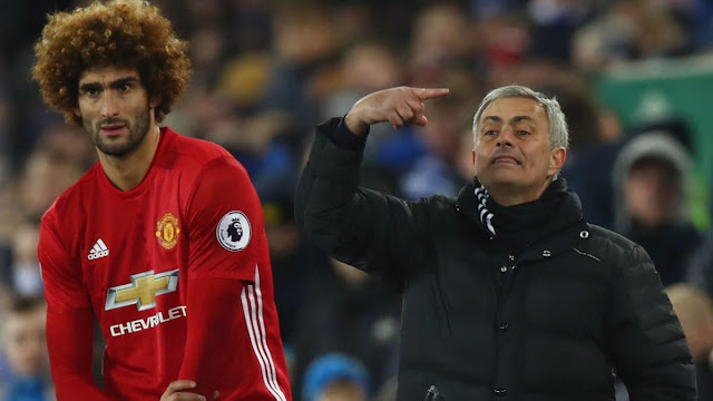 EPL: Why Man Utd made big mistake sacking Mourinho – Fellaini