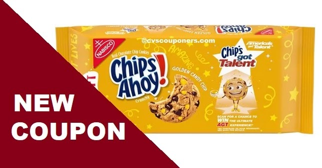 CHIPS AHOY! Coupons