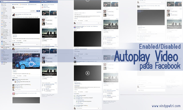 Enabled/Disabled Video Autoplay pada Facebook
