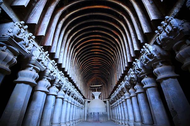 कार्ला बौद्ध लेणी मराठी माहीती | karla caves information in marathi