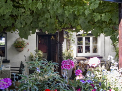 The Chequers Inn, Well, Nr Long Sutton, Hook, Hants