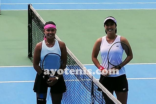Bukukan Kemenangan Telak di Hari Pertama Duel Antar Pemain Pelatnas Tenis Putri, Ini Kata Aldila Sutjiadi