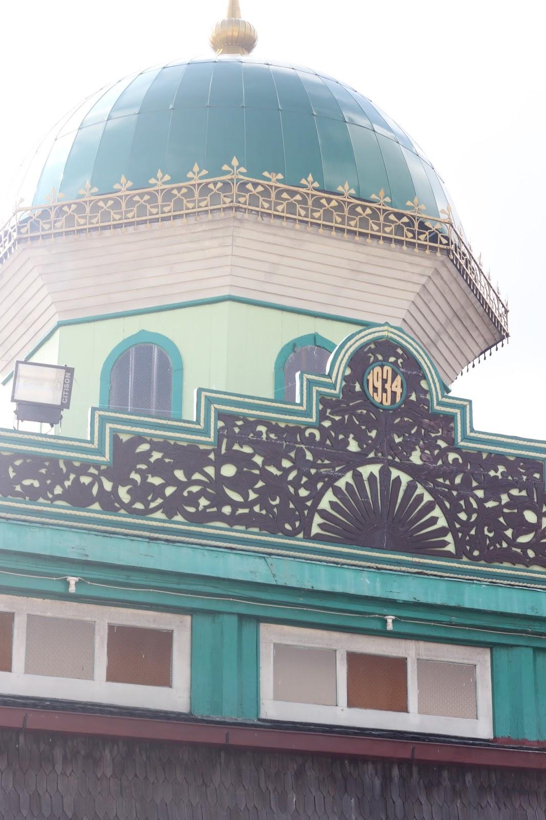 Tahun Berdiri Masjid Jami Banjarmasin