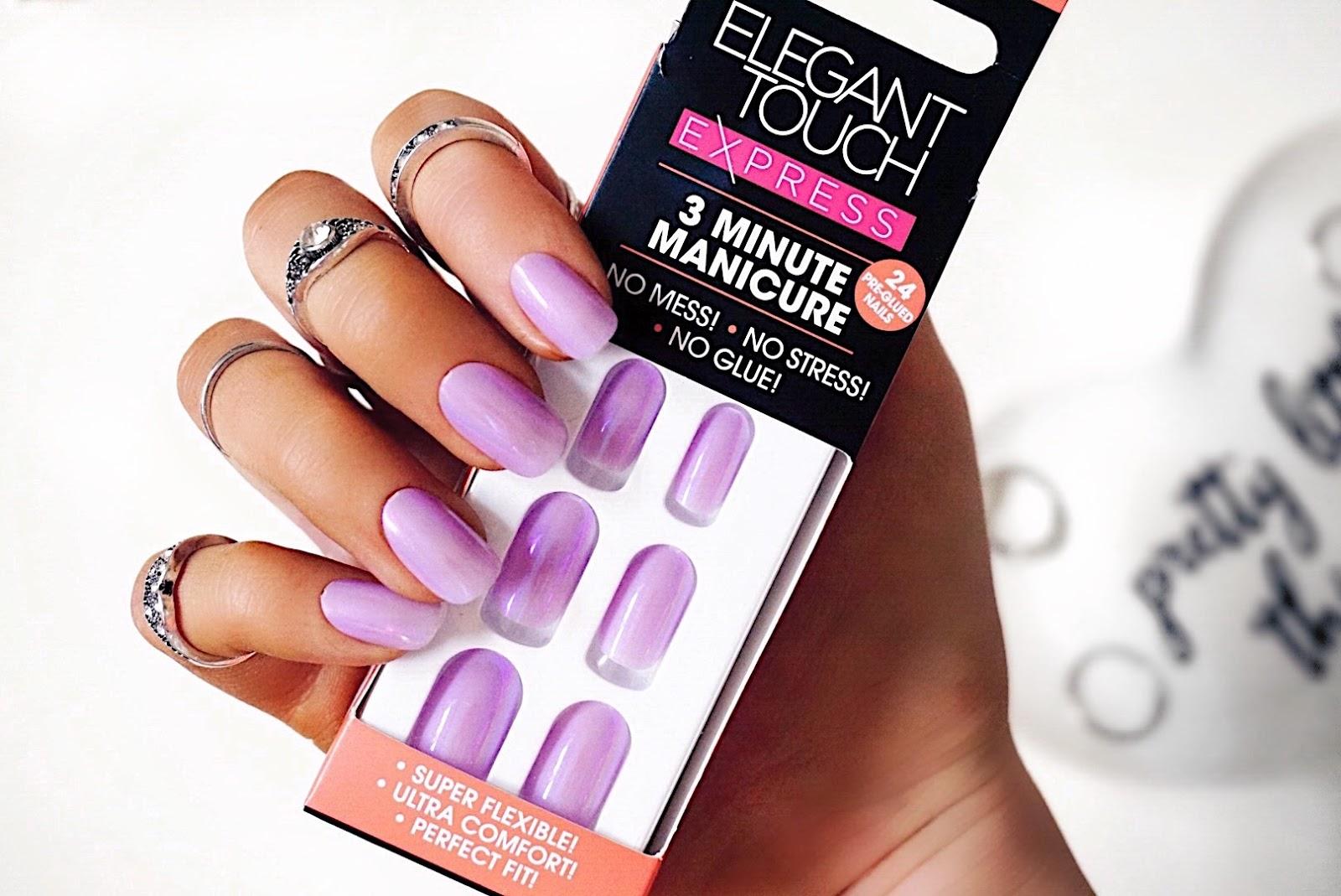 New In: Elegant Touch Express Nails | Terri Talks