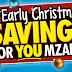 Get EARLY CHRISTMAS SAVINGS at Shoprite
