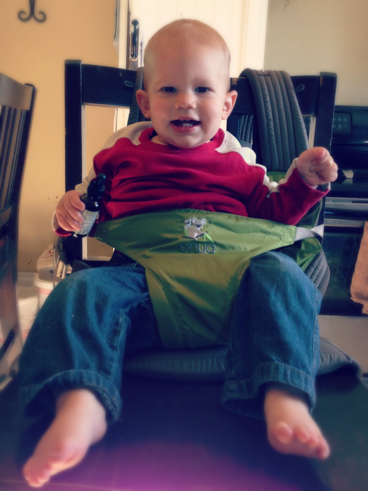 Riddlelove Support An Adoption A Baby Carrier Review