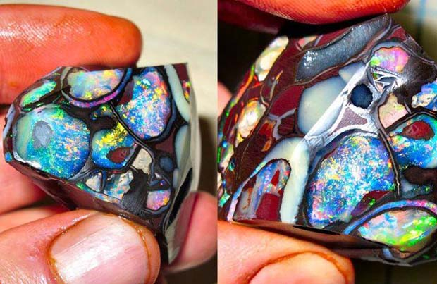 Koroit Opal - 28 Awe Inspiring Photos That Prove Just How Cool Mother Nature Is