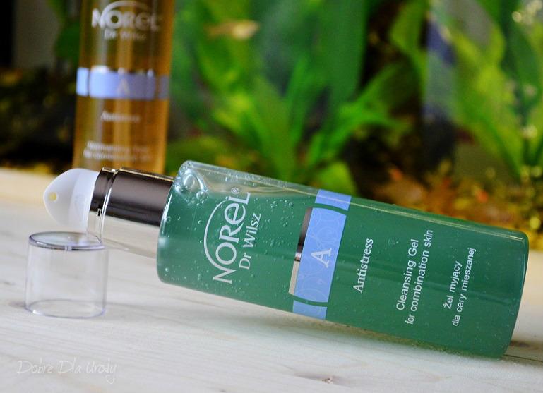 Norel - Żel myjący Antistress