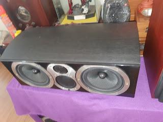 Whafedale Diamond 10.CM center speaker (Used) 20200829_112804