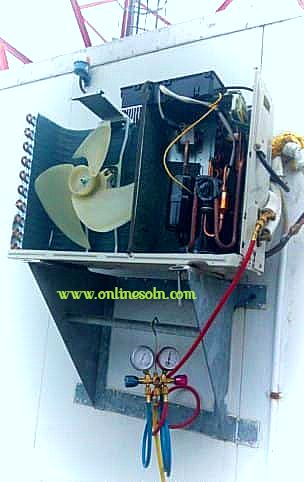 Know all about AC (Air conditioner)