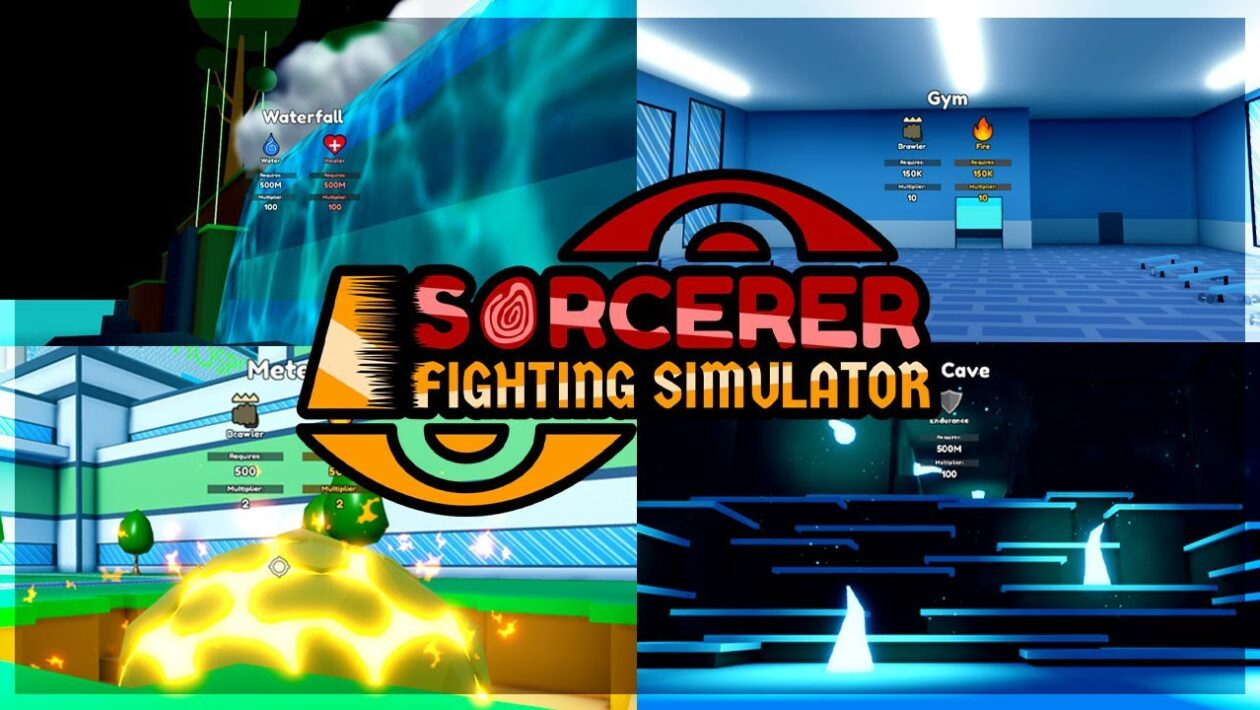Sorcerer Fighting Simulator - Codes for January 2021