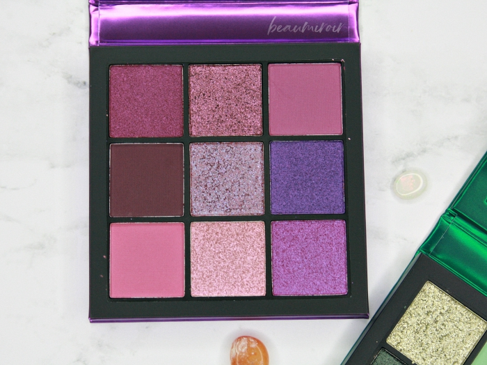 sparkly glittery purple plum pink berry eyeshadow sparkles shimmer