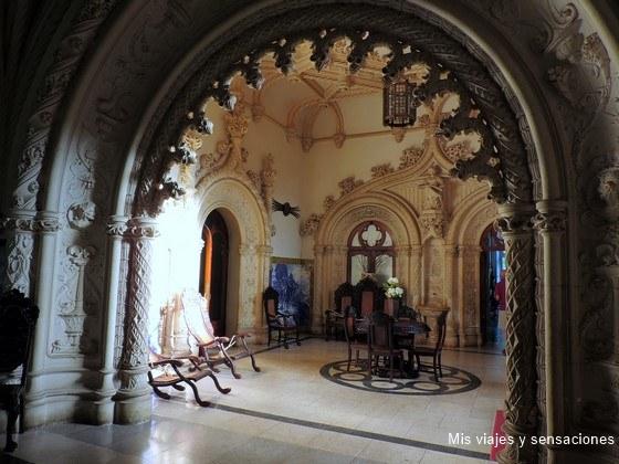 Palacio do Buçaco, Coimbra, Portugal