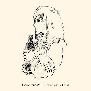 GENTE TERRIBLE - Portada EP