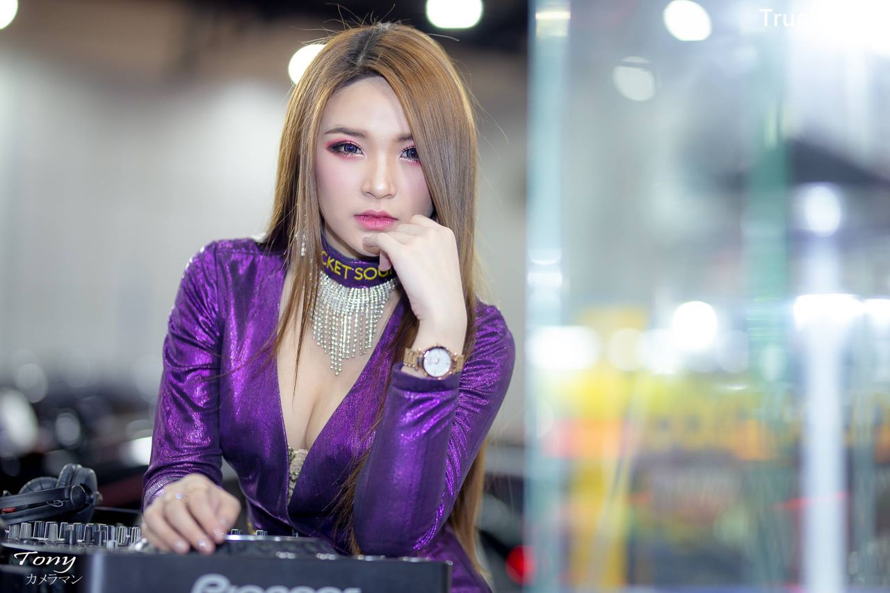 Image-Thailand-Hot-Model-Thai-Racing-Girl-At-Big-Motor-2018-TruePic.net- Picture-5