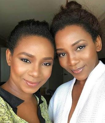 Nigerian actress Genevieve Nnaji daughter
