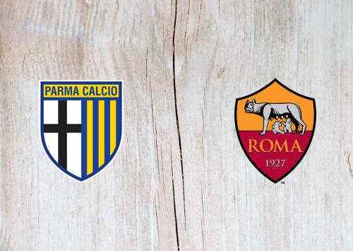 Parma vs Roma -Highlights 10 November 2019