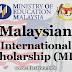 منحة الحكومة الماليزية للطلاب الأجانب MIS