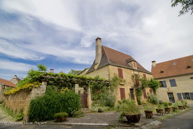 Saint Leon sur Vézère - Dordoña Perigord por El Guisante Verde Project