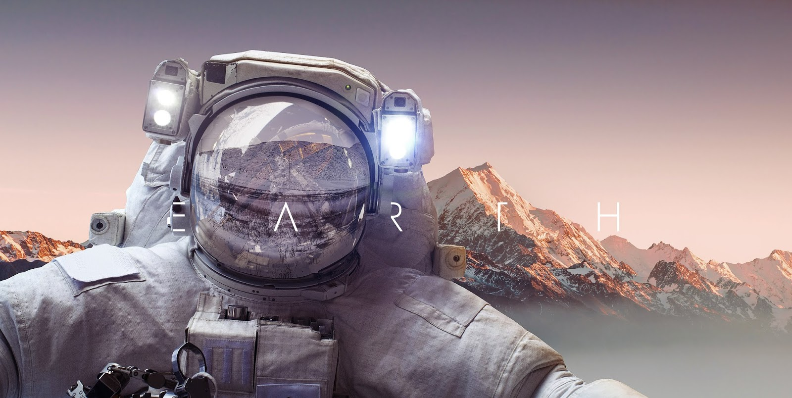 Astronaut, Earth, Spacesuit, 4K, Space
