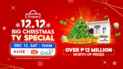 Shopee 12.12 TV Show