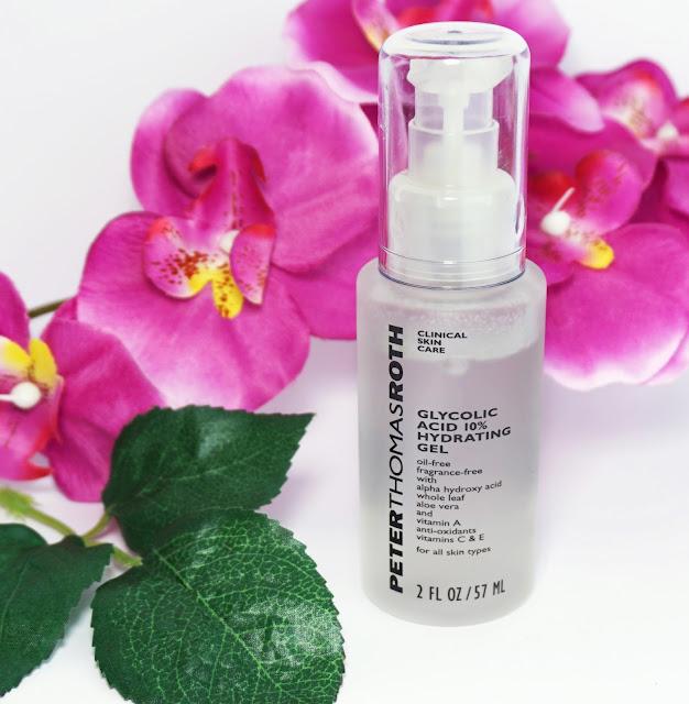 Peter Thomas Roth - Glycolic Acid 10% Hydrating Gel, AHA Peeling, Fruchtsäure, Haut zuviel peelen