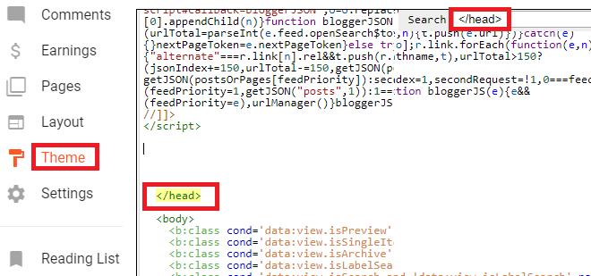 Entfernen Sie das Datum von der Blogger-URL