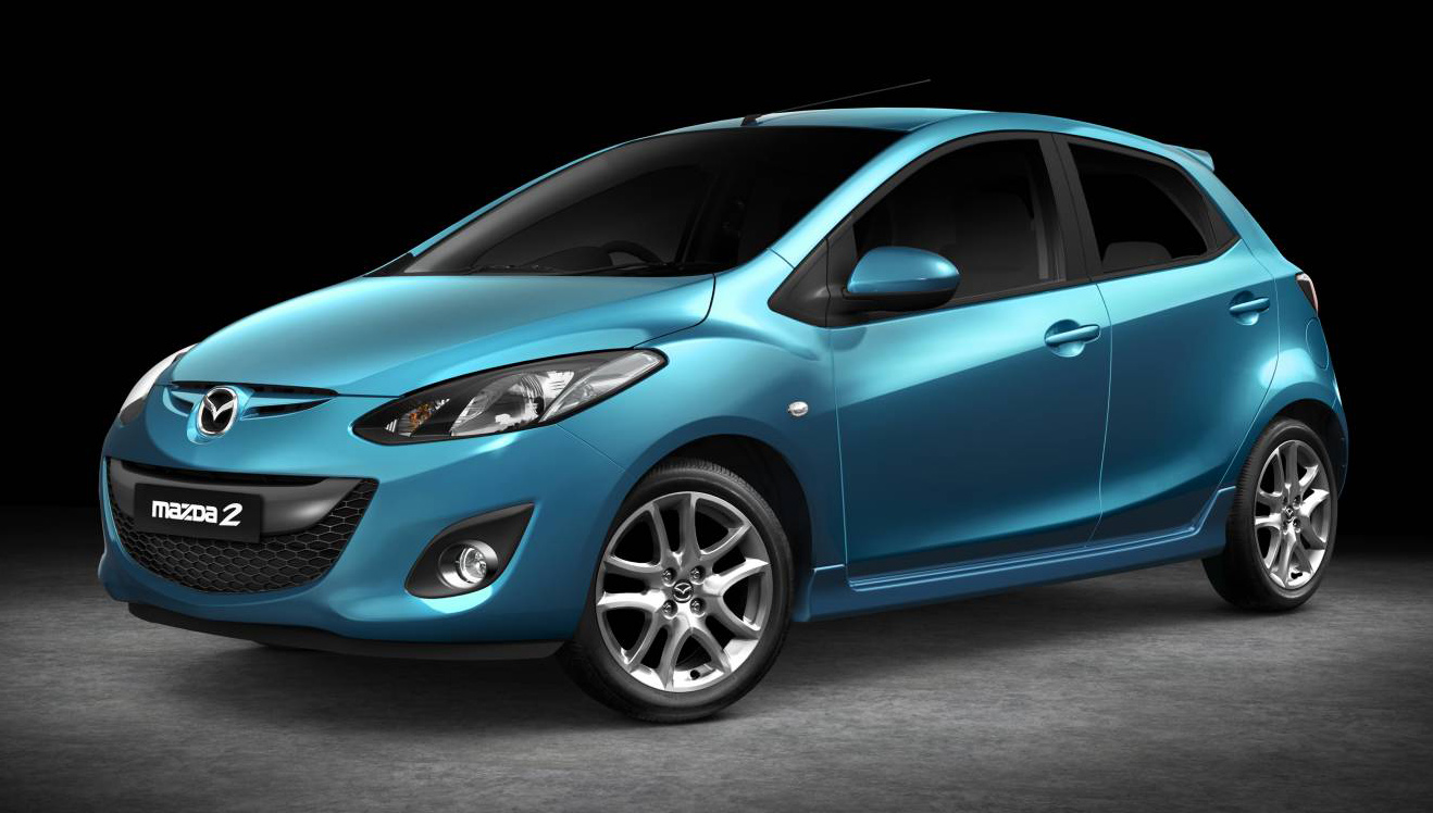 Best Car Models & All About Cars: 2013 Mazda Mazda2
