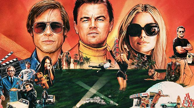 Había una vez en… Hollywood (2019) BDRip Full HD 1080p Latino-Castellano-Ingles