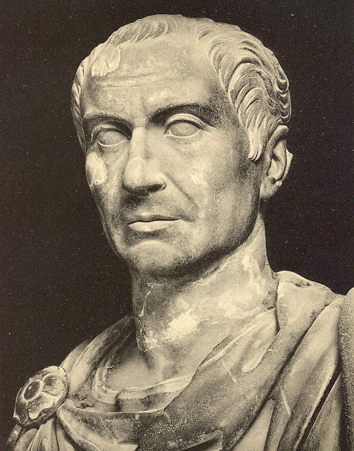 Julius Caesar Had A Rebel Leader Of Gaul Clubbed To Death In Front Of His Comrades