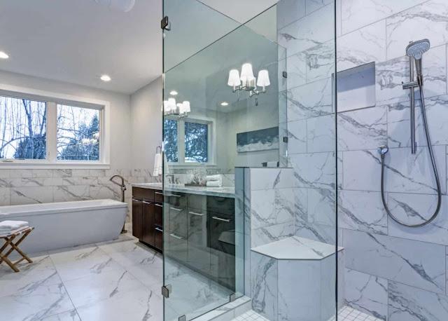 master bath shower design ideas images