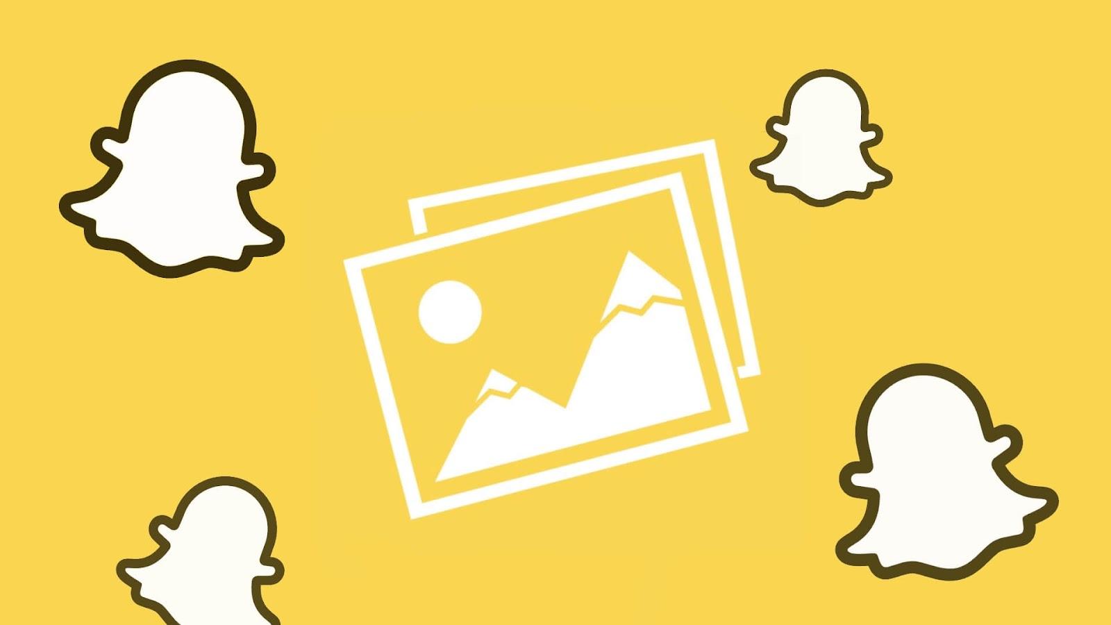 Saving Snapchat photos to gallery