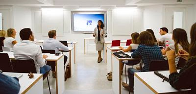 IE Business School intenta reinventar el MBA online