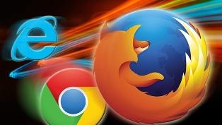 browser internet firefox chrome ie