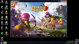 Clash of Clans PC Laptop
