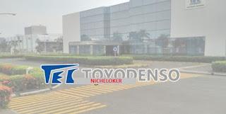 Loker Terbaru Bulan Desember 2020 PT Toyo Denso Indonesia Cikarang Bekasi - Posisi Operator Produksi Pabrik