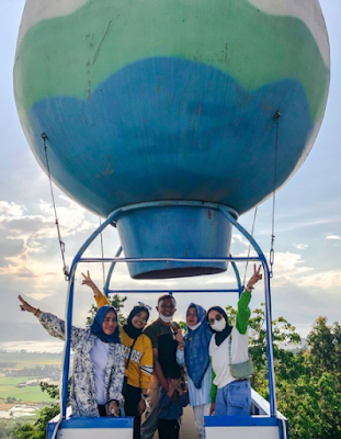 Bukit Cinangkiak Solok : Tiket Masuk, Wahana Permainan Pilihan Yang Seru, Potret Terkini & Lokasi