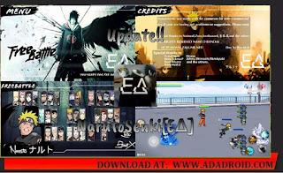 Download Naruto Senki [E∆] Mod Apk by Ezra Alfa