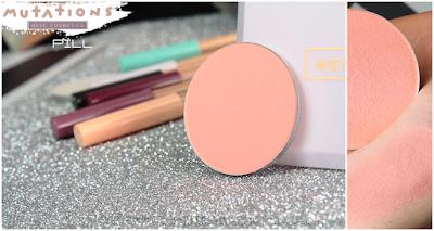 Recensione PILL blush ombretto -Collezione Mutations -Neve cosmetics