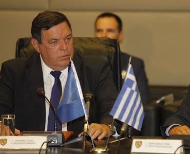 Στρατηγός Φράγκος για Σκόπια: «Πετάξτε έξω τον Μ.Νίμιτς – Καμία διαπραγμάτευση της ιστορίας μας» [Βίντεο]