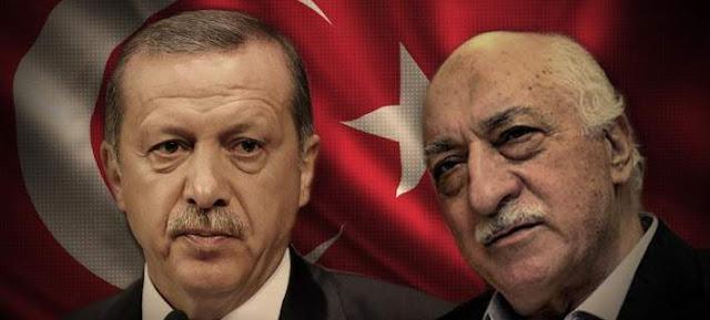 Τουρκικές πρεσβείες από 30 χώρες έχουν υποβάλει αναφορές για φερόμενους ως Γκιουλενιστές