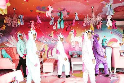 Foto seru di Miss Unicorn Cafe Cibubur