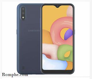 Gambar Samsung Galaxy A01 SM-A015F