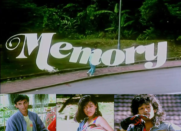 Filem Memory 1991