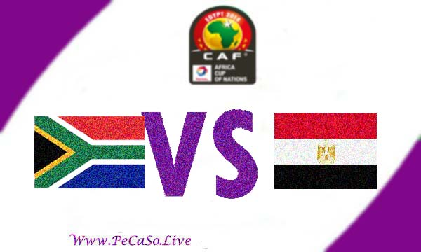 مشاهدة مباراة مصر وجنوب افريقيا بث مباشر 6-7-2019 Egypt Vs South Africa Live