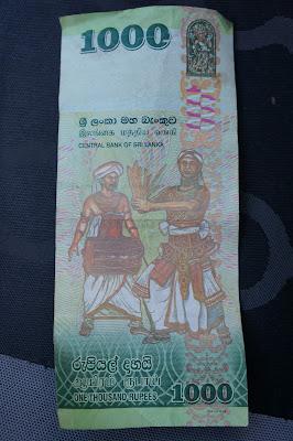 Quanto custa viajar para o Sri Lanka