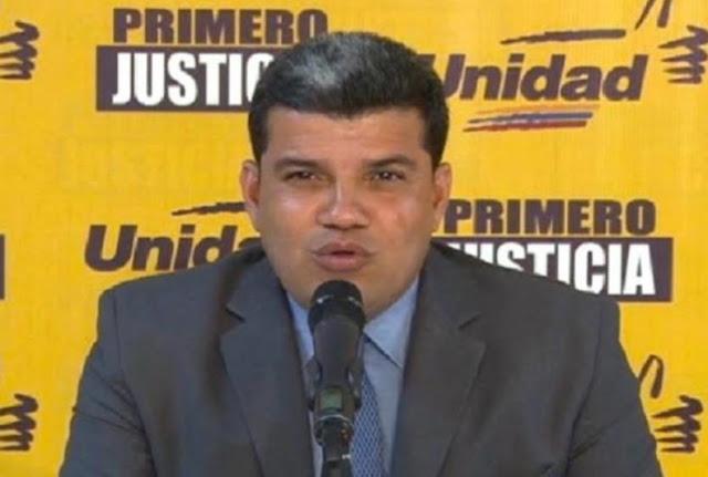 Diputado Luis Parra