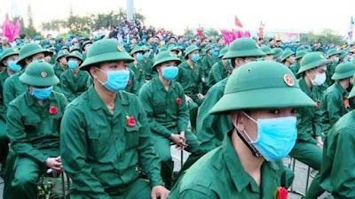 Không chấp hành lệnh khám sức khỏe nghĩa vụ quân sự có thể bị phạt từ 8 đến 10 triệu đồng